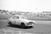 60729 -   R. Lilley / J. Gullen  Peugeot 403  - Armstrong 500 Phillip Island 1960