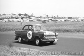 60731 - G. Spanos / L. Taylor  Austin Lancer  - Armstrong 500 Phillip Island 1960