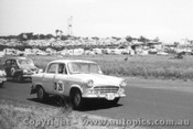 60734 - John French / Norm Beechey  Vanguard  - Armstrong 500 Phillip Island 1960