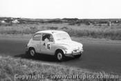60737 - B. Pyers / F. Elkins  - NSU Prinz - Armstrong 500 Phillip Island 1960