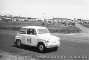 60738 - W. Gillespie / L. Sinclair  Fiat 600 - Armstrong 500 Phillip Island 1960