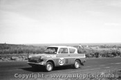 60743 - Wes Nalder & John Ampt  Ford Anglia   Armstrong 500 Phillip Island 1960