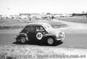 60745 -  R. Emmett / A. Hawkins Renault 750 -   Armstrong 500 Phillip Island 1960