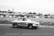 61715 - L. March / R. Brown / M. Lempriere  Simca Montlhery  - Armstrong 500 Phillip Island 1961