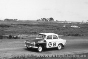 62740 - W. Roberts / J. Hume / W. Murison - Simca - Armstrong 500 - Phillip Island 1962