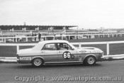 69089 - Pat Peck / Gloria Taylor  Ford Falcon XW GTHO  -  Sandown 14th September 1969