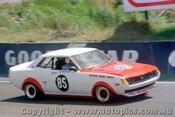 78033 - Jeff Morrow Toyota Celica - Amaroo Park  12th March 1978
