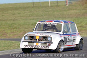 78036 - Paul Gulson Morris Mini - Oran Park 30th April 1978