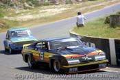 78037 - Allan Collins Ford Falcon XA / H. Wolf Toyota Corolla - Amaroo Park 12th March 1978