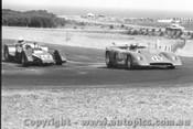 72431 - Ray Hanger Rennmax Waggott - Jim Doig Motolab ASP - Phillip Island 28th January 1973