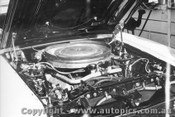 78776  -  Under the bonnet of  Moffat s Ford Falcon XC  -  Bathurst 1978
