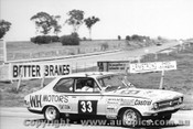 73740 - H. Taylor / D. Smith   Holden Torana GTR -  Bathurst 1973