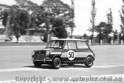 66046 - Jim Smith Morris Cooper S - Sandown 16th October 1966 - Photographer Peter D Abbs