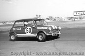 68177 - Jim Smith Morris Cooper S - Calder 1968 - Photographer Peter D Abbs