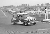 68179 - Jim Smith Morris Cooper S - Sandown 28th April 1968 - Photographer Peter D Abbs