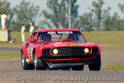 82027 -  Jeff Barnes Mustang  - Oran Park 25th April 1982 - Photographer Lance  Ruting.