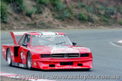84038 - Bryan Thomson Mercedes  - Amaroo Park 20th May 1984 - Photographer Lance  Ruting.