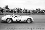 58434 - R. Phillips Cooper Jaguar - Fishermen s Bend  18th October 1958 - Photographer Peter D Abbs