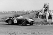 59414 -  R. Carveth Aston Martin DB3 SR -  Fishermen s Bend - 10th October 1959 - Photographer Peter D Abbs