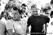 65066 - B. Jane & H. Firth  Catalina Park Katoomba 1965 - Photographer Lance Ruting