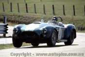 65457 - Ken Miles -  Cobra Roadster  -  Lakeside 1965 - Photographer John Stanley