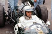67568 -  Jack Brabham - Repco Brabham - Warwick Farm Tasman Series 1966 - Photographer Richard Austin