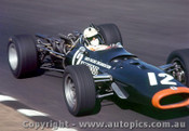 68560 - R. Attwood -  BRM V12 - Warwick Farm Tasman Series 1968 - Photographer Lance J Ruting