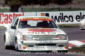 84768 - B. Stack / W. Clift  Holden Commodore VH  - Bathurst 1984 - Photographer Lance Ruting