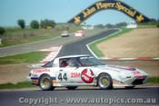 84770 - G. Moore / P. Mckay - Mazda RX7 - Bathurst 1984 - Photographer Lance Ruting