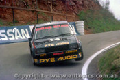 84772 - J. English / P. Gulson - Ford Falcon XD -  Bathurst 1984 - Photographer Lance Ruting {Slightly out of focus