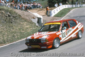 87771 - Giorgio Francia / Daniele Toppoli Alfa Romeo 33 - Bathurst 1987 - Photographer Lance Ruting