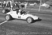 58538 - A. Miller Miller Special / J. Roxburgh Cooper Climax - Phillip Island  26th December 1958 1958 - Photographer Peter D Abbs