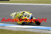 206322 - Valentino Rossi - Yamaha  - Phillip Island 2006 - Photographer David Blanch