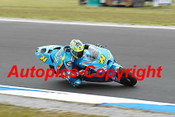206323 - Chris Vermeulen - Suzuki  - Phillip Island 2006 - Photographer David Blanch
