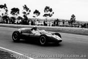 63524 - Bryan Thomson - Cooper Climax  - Calder 31st March  1963 - Photographer Peter D Abbs