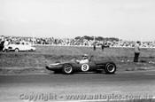 63526 - W. Mitchell-  MRD Brabham  - Calder 24th Febuary 1963 - Photographer Peter D Abbs