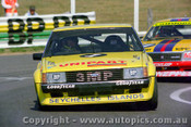 80753 - A. Moffat / J. Fitzpatrick  Ford Falcon XD  non finisher -  piston rings - only completed 3 laps -  P. Janson / L. Perkins  Holden Commodore VC - Bathurst 1980 - Photographer Lance J Ruting