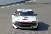 80760 - John Goss / Ron Gillard Jaguar XJ-S - non finisher -  gearbox - only completed 14 laps -  Bathurst 1980 - Photographer Darren House