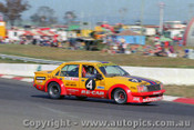 80761  -  P. Janson / L. Perkins  -  Bathurst 1980 - 2nd Outright - Holden Commodore VC - Photographer Darren House