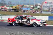 80763  -  P. Brock / J. Richards  -  Bathurst 1980 - 1st Outright & Class A Winner - Holden Commodore VC  - Photographer Darren House