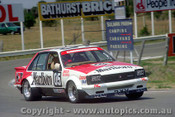 80764  -  P. Brock / J. Richards  -  Bathurst 1980 - 1st Outright & Class A Winner - Holden Commodore VC - Photographer Lance J Ruting