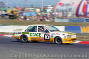 80780  - C. O Brien / G. Wigston  -  Holden Commodore VC  5th Outright Bathurst 1980 - Photographer Darren House