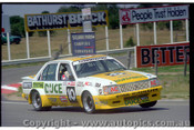 80782  - C. O Brien / G. Wigston  -  Holden Commodore VC  5th Outright Bathurst 1980 - Photographer Darren House