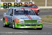 80791  - G. Rogers / F. Geissler  -  Holden Commodore VC  6th Outright Bathurst 1980 - Photographer Lance J Ruting