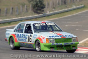 80793  - G. Rogers / F. Geissler  -  Holden Commodore VC  6th Outright Bathurst 1980 - Photographer Lance J Ruting