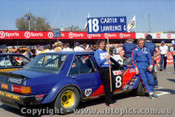 80797  -  M. Carter / G. Lawrence  - Ford  Falcon XD -  Bathurst  1980 - Photographer Lance J Ruting