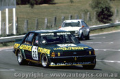 80803  -  J. Moore / F. Gibson  - Ford  Falcon XD -  Bathurst  1980 - Photographer Lance J Ruting