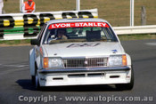 80805 - P. Lyon / B. Stanley  Holden Commodore VB - only conpleted 23 laps -  Bathurst 1980 - Photographer Lance J Ruting