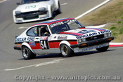 82750 - L. Grose / A. Cant Ford Capri  14th Outright Bathurst 1982 - Photographer Lance J Ruting