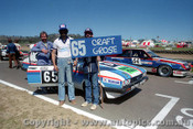 84774  -  J. Craft / L. Grose  Ford Capri - 21st Outright Bathurst 1984  - Photographer Lance J Ruting